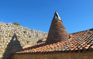 Chimeneas típicas de Calatañazor