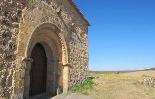 Románico en Soria - Ermita de la Soledad