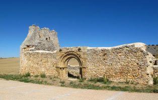 Románico en Calatañazor - Ermita de San Juan