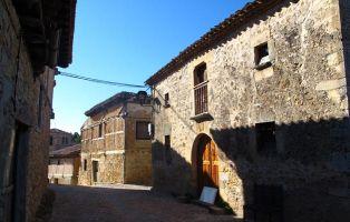 Pueblo medieval - Soria