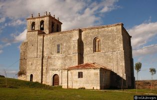 Iglesai de San Pedro - Modúbar de San Cibrián