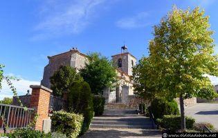 Iglesia de Mecerreyes