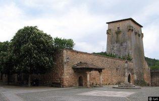 Torreón de Fernán González - Covarrubias
