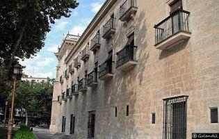 Palacio de Santa Cruz - Valladolid