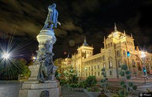 Plaza de Zorrilla - Valladolid