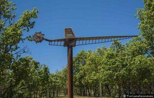 Camino de las Esculturas - Las Navas del Marqués