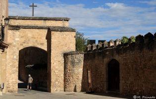 Murallas medievales - El Burgo de Osma