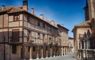 Arquitectura popular - El Burgo de Osma