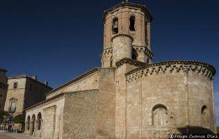 Iglesia románica de San Miguel - Almazán