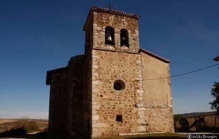 Iglesia - Espinosa del Camino