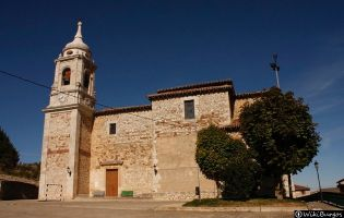 Iglesia - Villafranca Montes de Oca