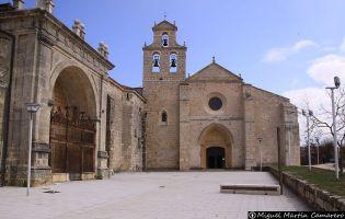 Iglesia Montasterio de San Juan de Ortega