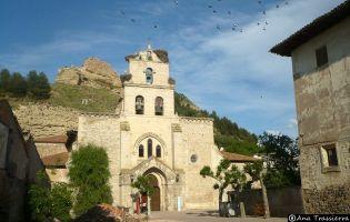 Iglesia de Santa María - Belorado