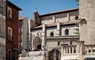 Iglesia gótica de San Nicolás de Bari - Burgos
