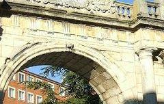Arco de Fernán González - Burgos