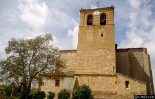 Iglesia de Tardajos.