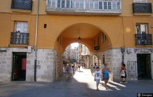 Arco de San Juan - Burgos