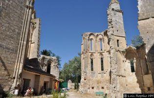 Convento de San Antón - Castrojeriz