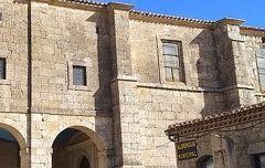 Iglesia de Hornillos del Camino