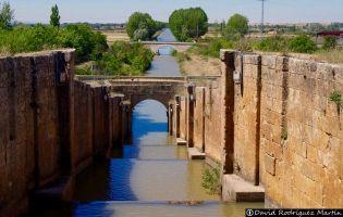 Esclusas del Canal de Castilla - Frómista