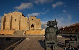 Santa María la Blanca - Villalcazar de Sirga