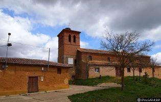 Iglesia de Terradillos de los Templarios