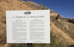 Bodegas subterráneas - Moratinos