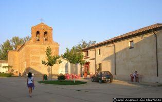 Iglesia de San Nicolás del Real Camino
