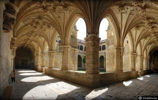 Claustro Monasterio de San Zoilo