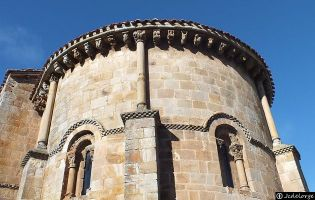 Iglesia de San Pedro - Cervatos
