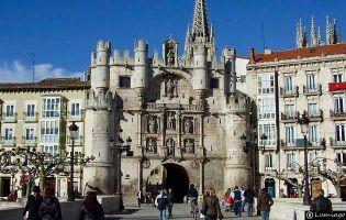 El Camino de San Olav en Burgos