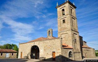 Iglesia - Rionegro del Puente