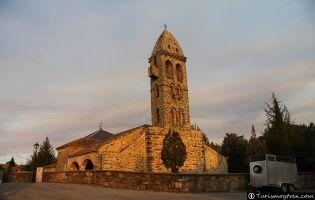 Iglesia - Santa María de Mombuey