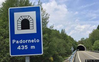 Túnel - Portilla del Padornelo
