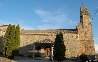Iglesia - Santa Croya de Tera