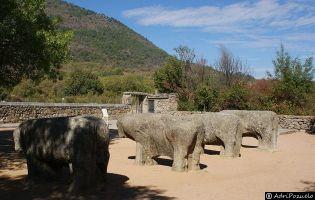 Toros de Guisando - El Tiemblo