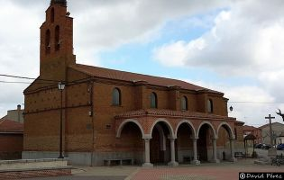 Iglesia de Tiñosillos