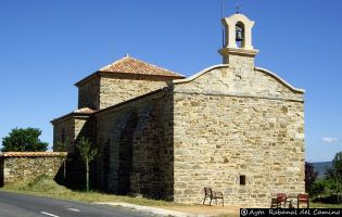 Iglesia de Rabanal del Camino.