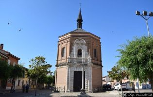Ermita del Cristo de las Batallas en Rueda