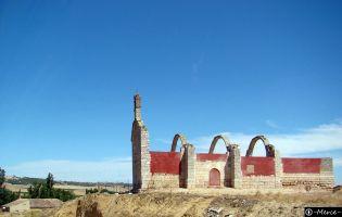 Ruinas ermita de Valdetronco