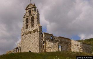 Iglesia del Salvador - Mota del Marqués