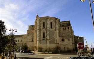 Iglesia - Santa María la Real de Nieva