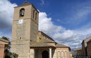 Iglesia de Villeguillo