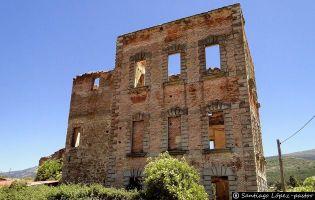 Ruinas - Palacio de Valsaín