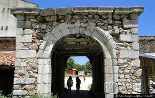 Arco Palacio de Valsaín