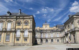 Palacio - Granja de San Ildefonso