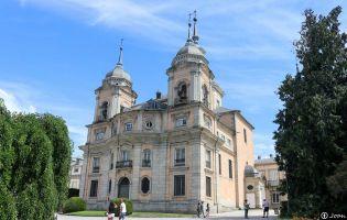 Colegiata - Granja de San Ildefonso
