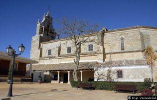 Iglesia de Valverde de Campos