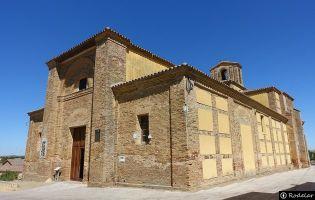 Iglesia de San Tervás de Campos