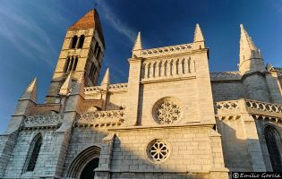 Santa María de la Antigua - Valladolid